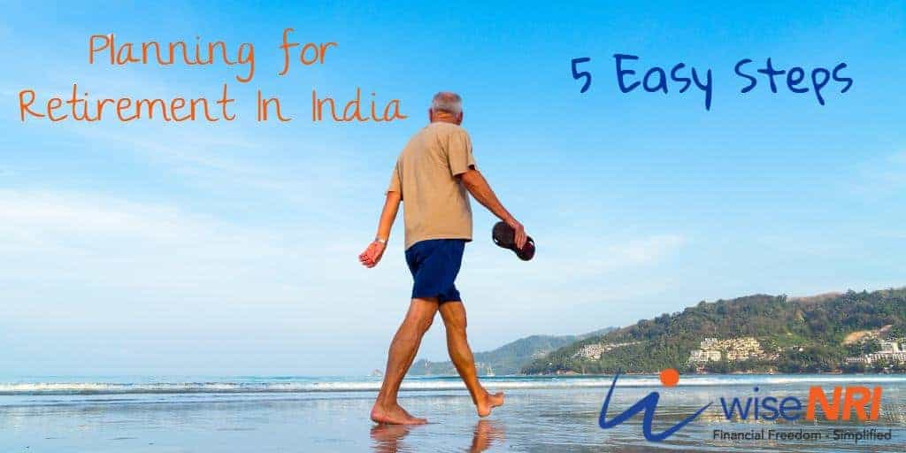 planning for retirement in India