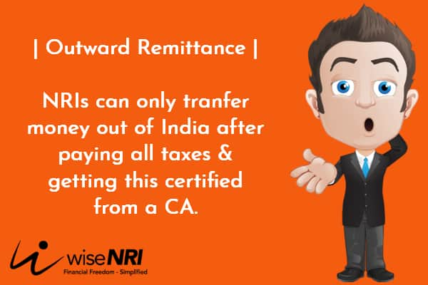 Outward Remittance