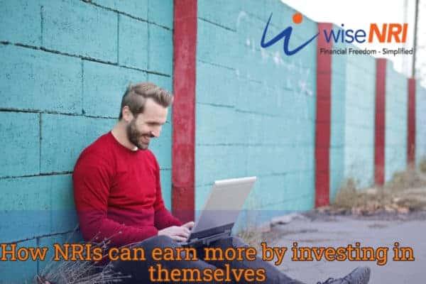 How NRI can earn more