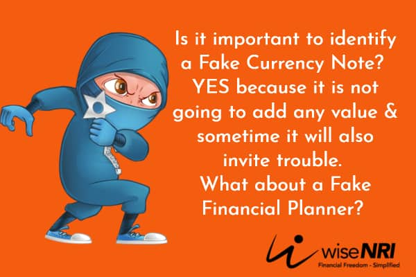 certified financial planners in india