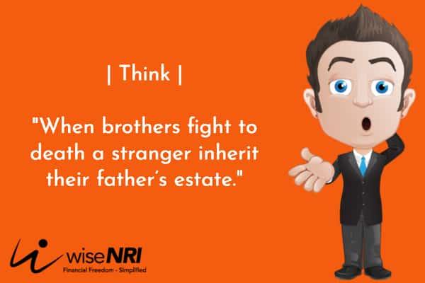 NRI Mistakes