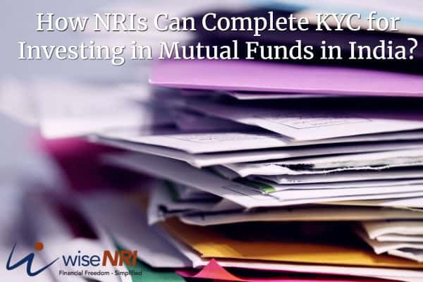 nri kyc for mutual fund