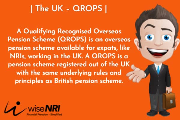 UK QROPS
